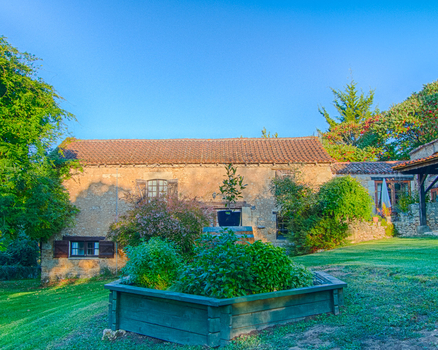 Dordogne self catering rental in Saint-Marcel-du-Perigord, Aquitaine, France / La Grange