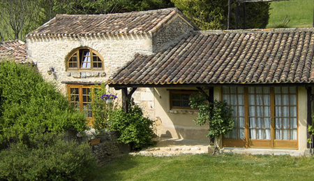 Dordogne Holiday Gite rental in Saint-Marcel-du-Perigord, France / La Porcherie
