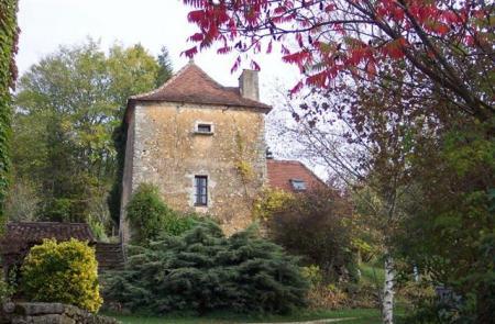 Aquitaine Holiday Rental Gite in Saint-Marcel-du-Perigord, Dordogne, France / Le Pigeonnier
