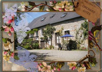 Holiday Gite rentals in Saint-Quentin-les-Chardonnets, Normandy, France / La Cidreraie