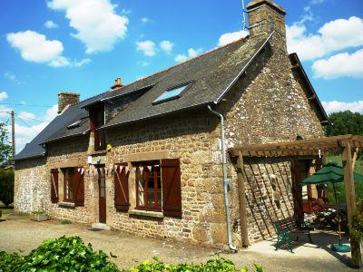 Brittany Cottage rental in Louvigne-du-Desert, Ille-et-Vilaine, France