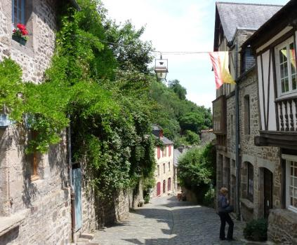 Picturesque Townhouse rental in Brittany, Cotes-d`Armor, Dinan
