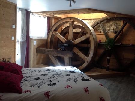 Apartment rental in Orcier, Haute-Savoie, French Alps / near Portes du Soleil