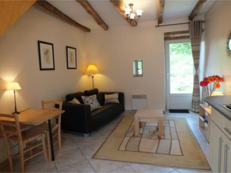 Cleguerec Holiday Cottage with Heated Pool in Brittany, Morbihan, France / The Cave