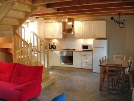 Holiday Cottage with Heated Pool in Brittany, Morbihan, Cleguerec, France /  L'Ecurie