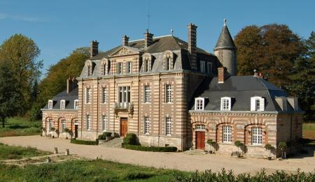 Beautiful Normandy Chateau in Seine-Maritime, France for rent or b and b
