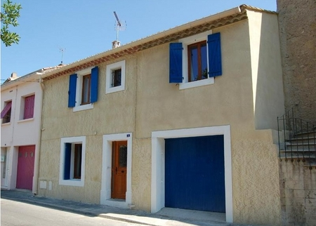 Capestang Holiday House rental in Languedoc, Herault, France  / WIFI Internet