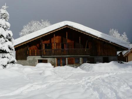 Authentic Alpine Holiday Cottage in Mont-Saxonnex, French Alps