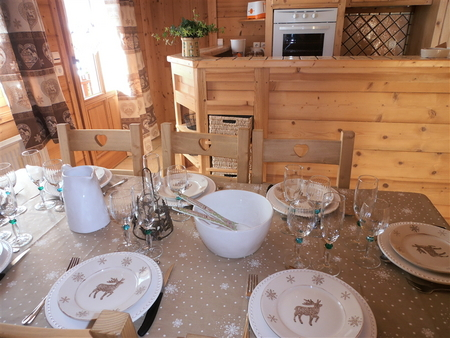 La Clusaz Holiday Rental Chalet, Le Grand-Bornand - Shelter of France, 3 Ears