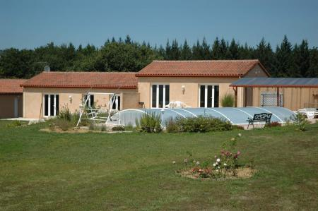 LONG TERM LET VILLAS WITH POOL IN GERS, MIDI-PYRENEES, FRANCE