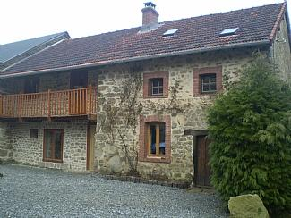 Mousseau Holiday Cottage rental in Limousin, Creuse, Augeres
