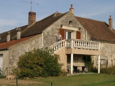 Ile de France Holiday Cottage rental in Seine-et-Marne, Poligny