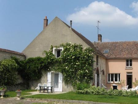 Self Catering Poligny Gite rental Ile-de-France, Seine-et-Marne, France