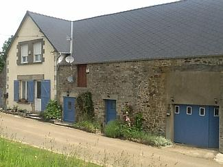 One Bedroom Saint-Calais-du-Desert Gite rental in Pays-de-la-Loire, Mayenne
