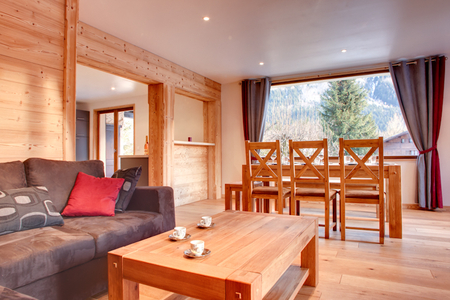 Luxury Chamonix Holiday Apartment Rental, French Alps, Haute-Savoie