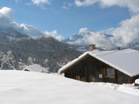 Manigod Chalet rental, French Alps, Haute-Savoie, France