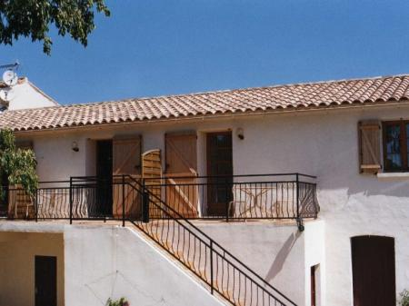 1 bedroom apartment rental Languedoc-Roussillon, Aude, Le Somail, France