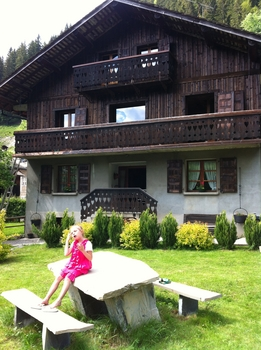 Holiday Apartment in Morzine, Portes Du Soleil, France / Sauna