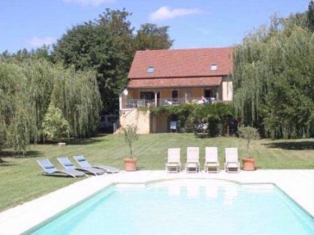 4 bedroom House in Cenac-et-Saint-Julien, Dordogne, France / Les Campagnes