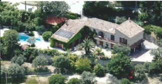 Spacious Bargemon Holiday House with Pool in France, Var, Provence