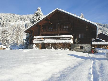 Luxury Apartment rental in Haute Savoie, Manigod, France / Superb Mountain Views