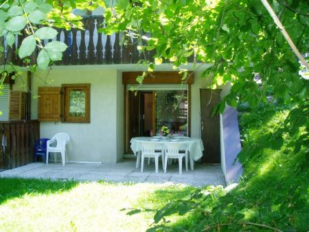 Self Catering apartment rental in Les Houches, French Alps, Haute-Savoie, France