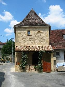 House in Lanquais, Dordogne, Near Bergerac, France