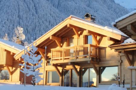 Comfortable Holiday Chalet in Praz de Chamonix, French Alps / Chalet Arolles, Superb Views