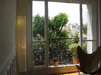Paris Holiday Apartment in Montmartre, France