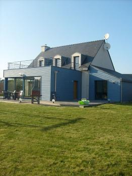 Brand New 4 Bedroom Villa With Heated Pool, Brittany, France