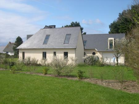 Holiday Villa in Tregunc, Finistere, Brittany / WIFI Internet