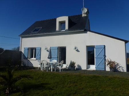 3 Bedroom Holiday Home In Penmarch, Finistere, Brittany, France