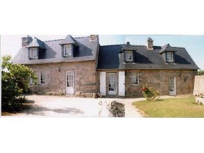 Charming Holiday Farmhouse in Pleubian, Lannion Area
