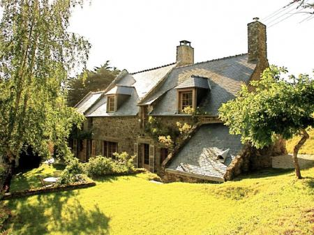 Cancale Holiday Rental Cottage, Saint Malo Area, Brittany, France