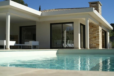 Holiday Villa Rental with pool in Sainte-Maxime / 0023