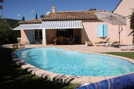 Sainte-Maxime Holiday Villa with pool in Var, France / 0212