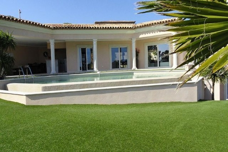 Holiday Villa Rental with pool in Sainte-Maxime / 0035