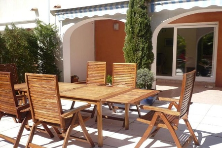 Holiday Villa Rental with Pool in Sainte-Maxime, Cote D'Azur, France / 0120