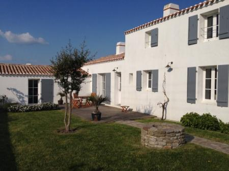 Holiday House by the beach in Noirmoutier