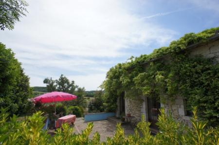 2 Bedroom Tarn-et-Garonne Holiday Rental Gite, Southwest France / Chez Papi, Self Catering