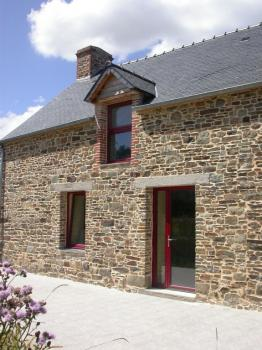 Self Catering Cottage to rent in Dol- de-Bretagne, Saint Malo Area, France