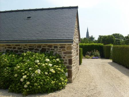 Self Catering Holiday Cottage in Brittany, Nr Mont St Michel, Dinard and Saint Malo