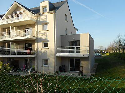 Holiday Apartment for Rent, Pordic, Saint-Brieuc Area, Brittany
