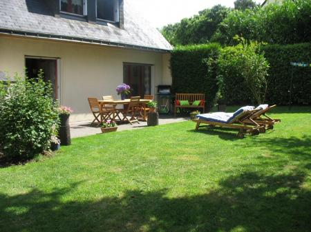 3 bedroom Self Catering holiday home in Pluneret, Morbihan, Brittany