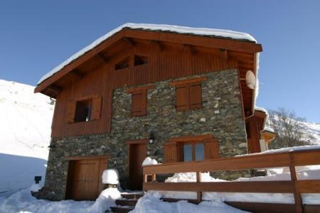 Self Catering Ski Apartment To Rent, Valmeinier 1800, Savoie, France / Grange Bernard 1