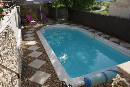 Holiday Villa With Private Pool in Joucas, Near Gordes, Provence