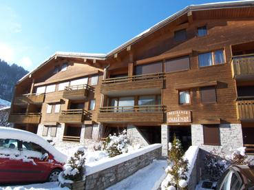 Morzine Holiday Chalet Apartment in Haute Savoie, France / Chalende 24
