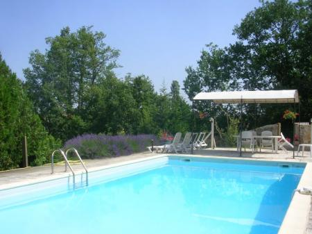 Spacious Holiday House in the Lot Valley, Southwest France, Private Pool, Self Catering