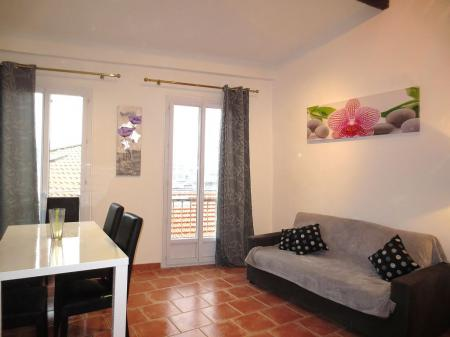 Cannes Holiday Apartment to Rent with Sea Views / Self Catering