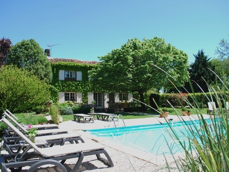 Brilliantly restored Farmhouse and Cottage sleeps 10 to 12 in Tarn, Midi-Pyrenees , France